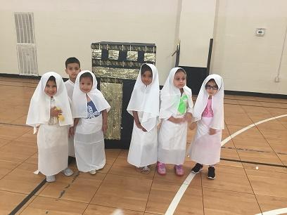 Haj 2018 preschool