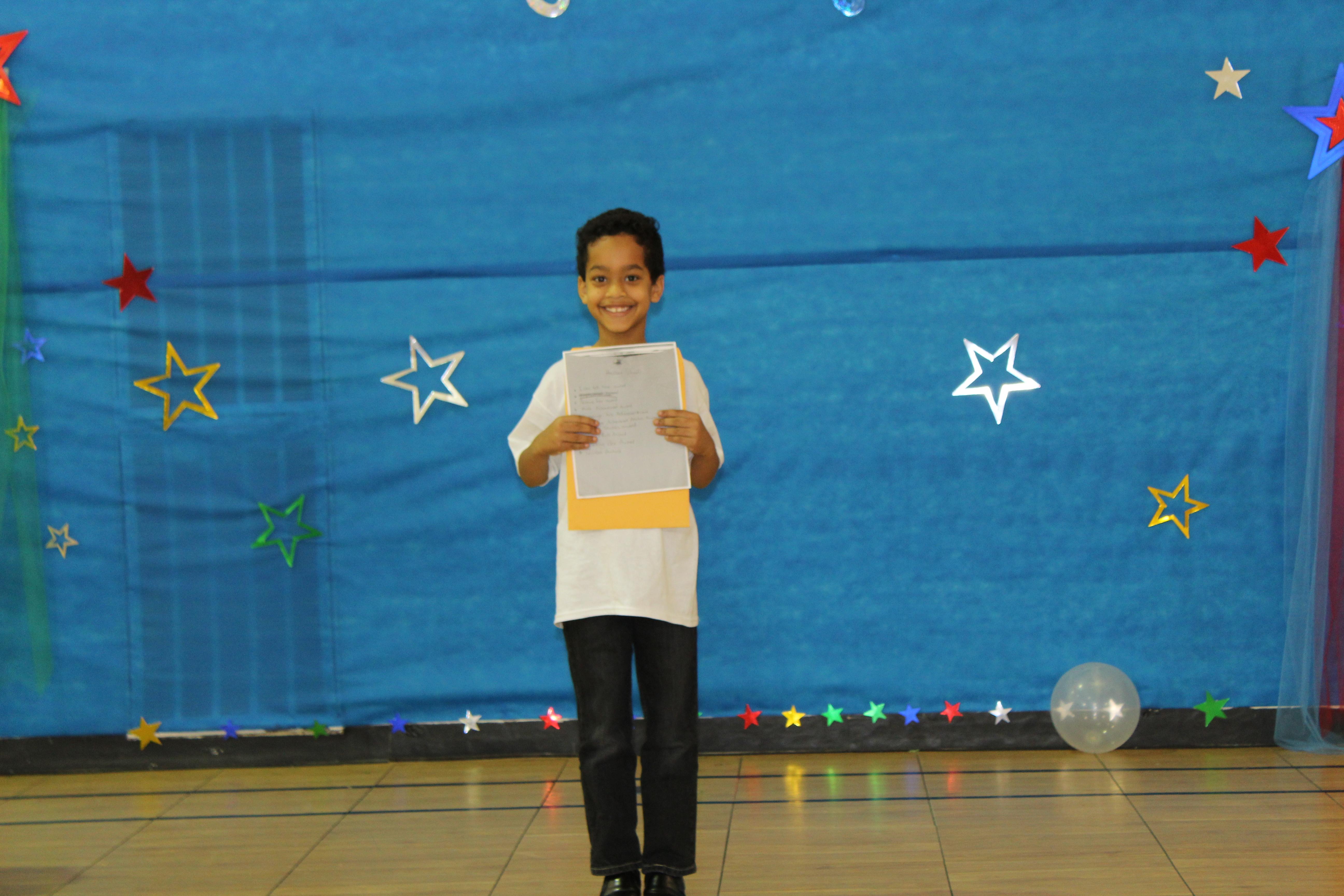Hassan gets award