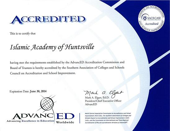 Accreditation-Certificate