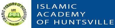 Islamic Academy of Huntsville Logo